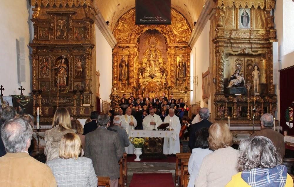 Misericórdia de Lamego celebra missa em memória dos Irmãos falecidos