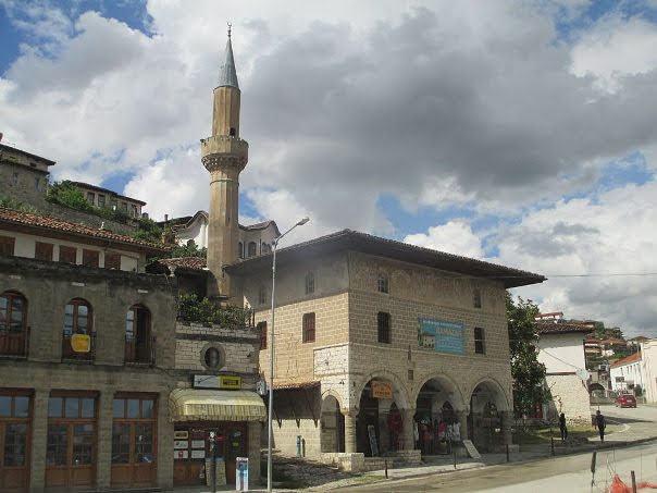 Berat's historic mosques