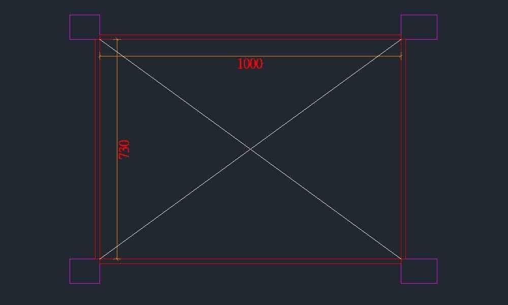 支撐排架計算式