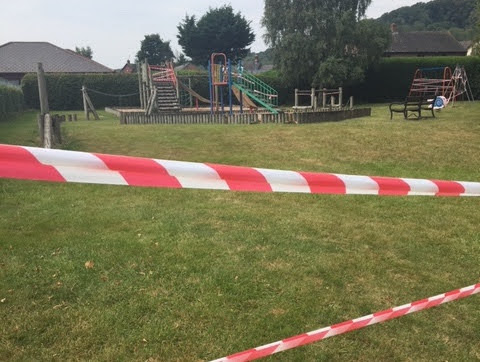 Guilsfield aims to reopen playgrounds