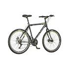 "Bicikl 26"" CLASSIC 261D1 CRNO-ZE.BRDSKI"
