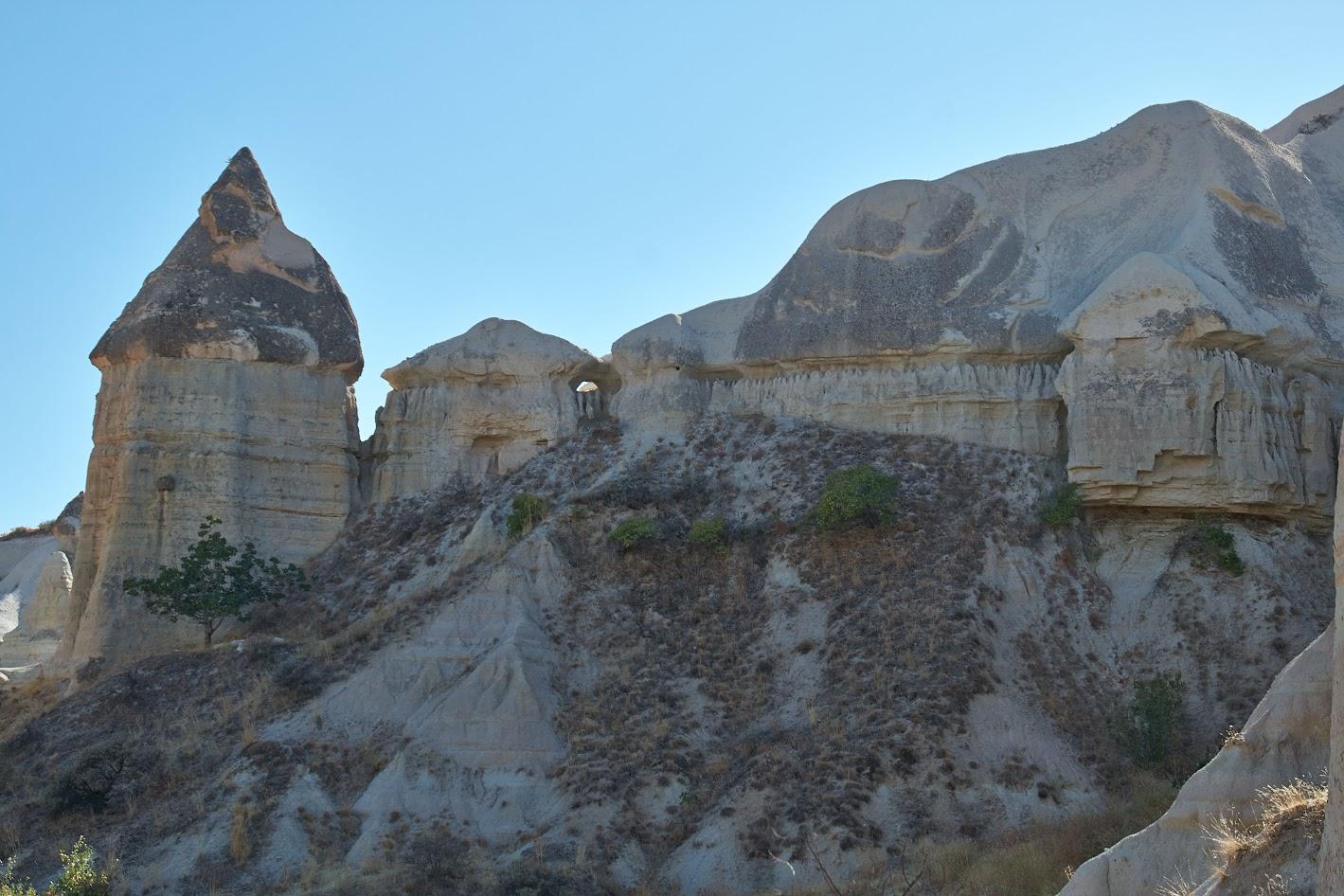 Греческая туника из-под турецкого кафтана. Каппадокия, Памуккале и Олюдениз в сентябре 2020 года.