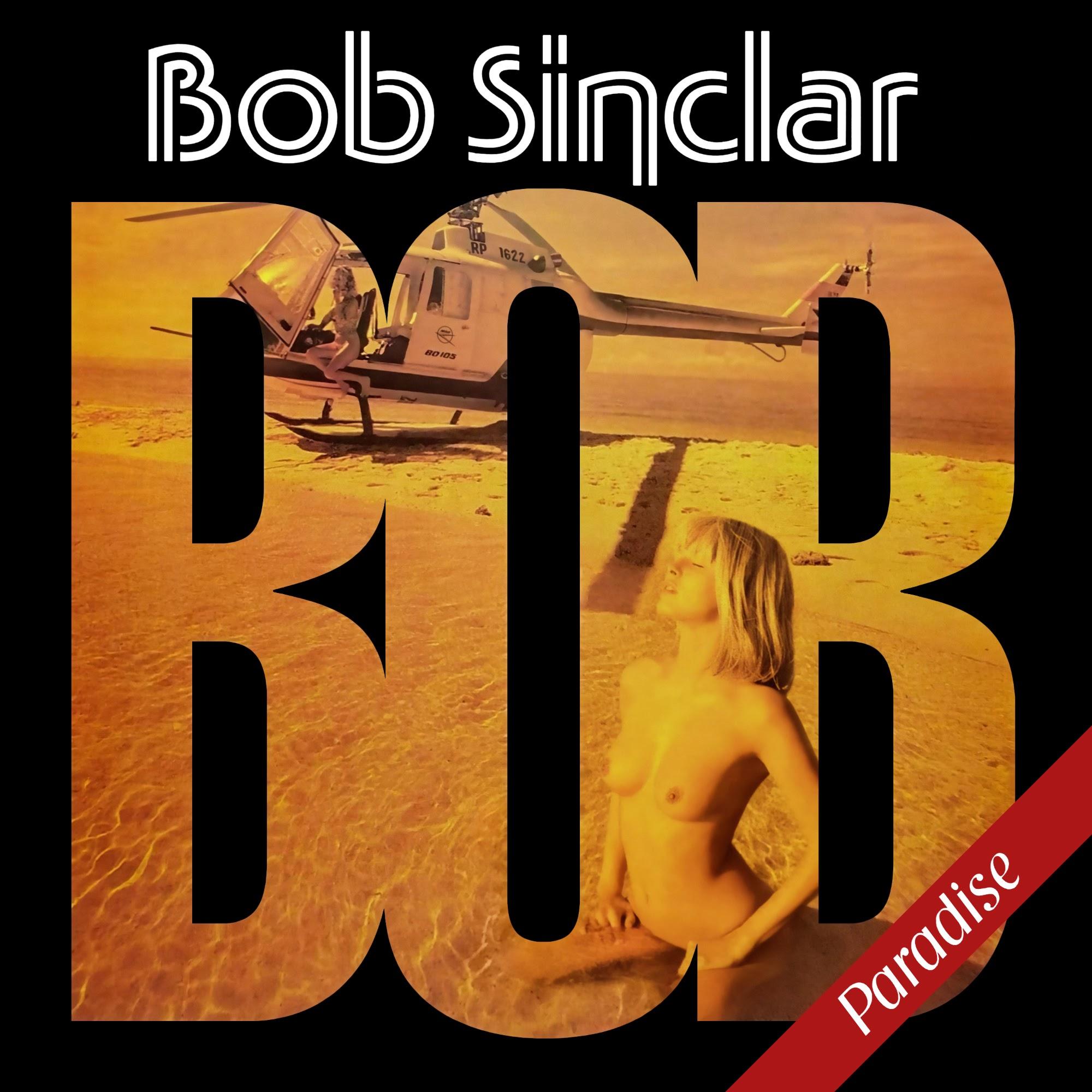 Album Artist: Bob Sinclar / Album Title: Paradise [Initial Release CD Cover]