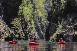 Storms River canoe tour