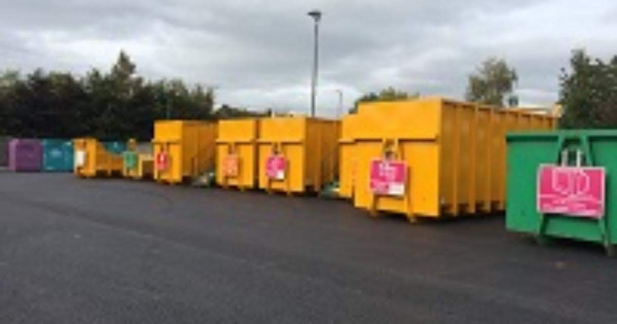 Assurances given over safety at recycling centre