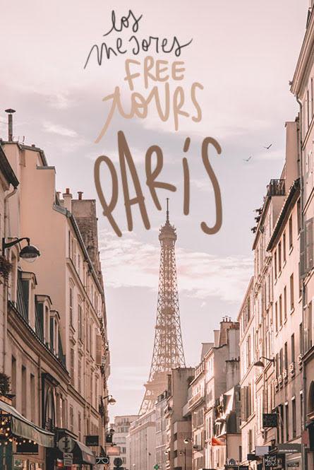 Mejores free tours de París