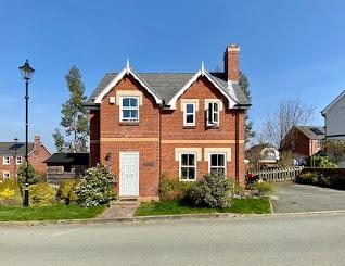 Modern Montgomery home