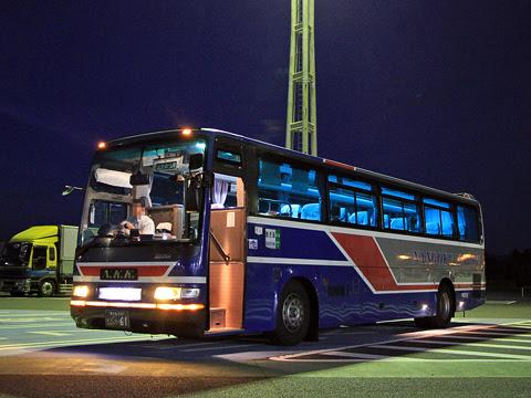 南国交通「はまゆう号」 ・・61