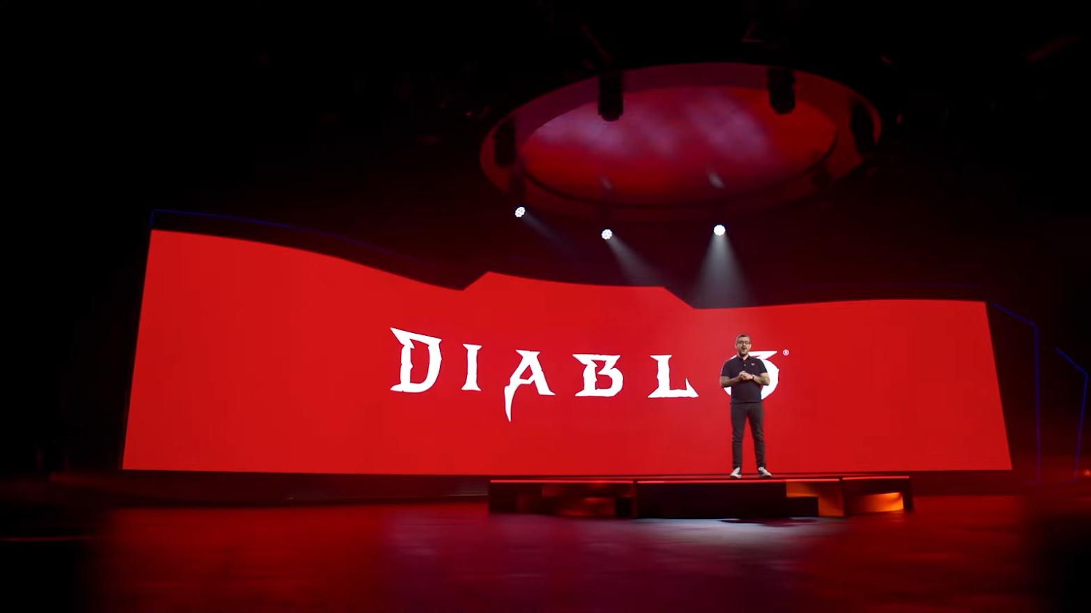 Blizzcon 2021 Diablo