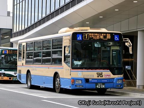阪急バス 石橋 3113