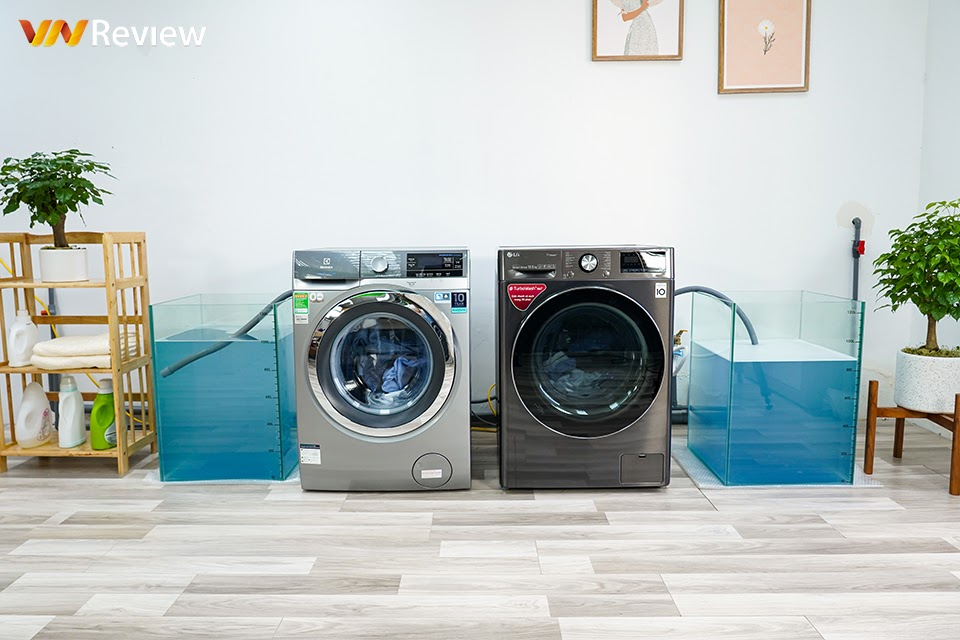 máy giặt LG AI DD FV1450S2B