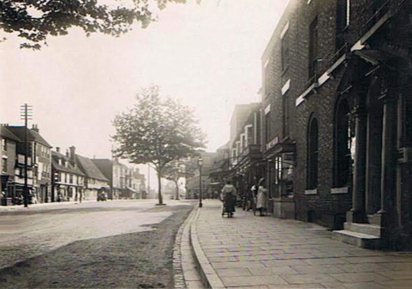 Tenterden High Street 1910