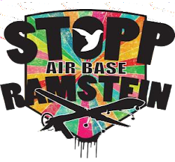 Logo: «Stopp Air Base Ramstein»