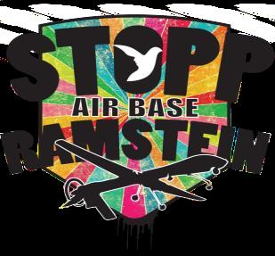 Logo: «Stopp Air Base Ramstein»