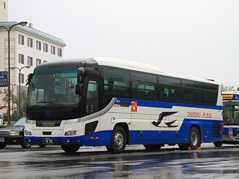 中国JRバス「スーパーはぎ号」 641-1957