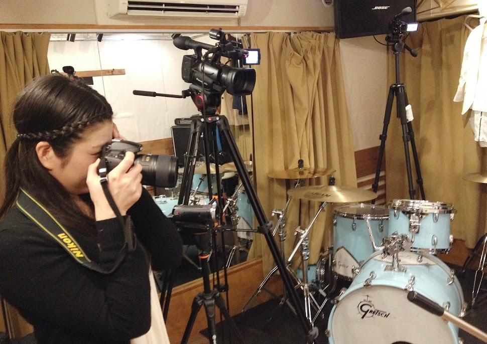 20160228ライブスタジオで撮影収録