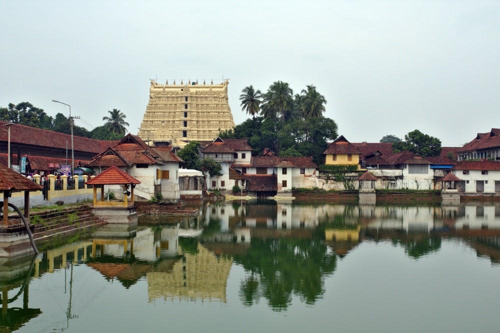 Sree Padmanabhaswamy, o templo de um trilhão de dólares na Índia