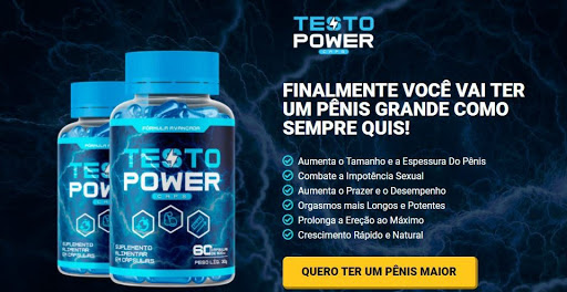 testo power caps é aprovado pela anvisa