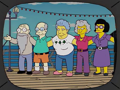 Los Simpsons 16x12 Aventura en China