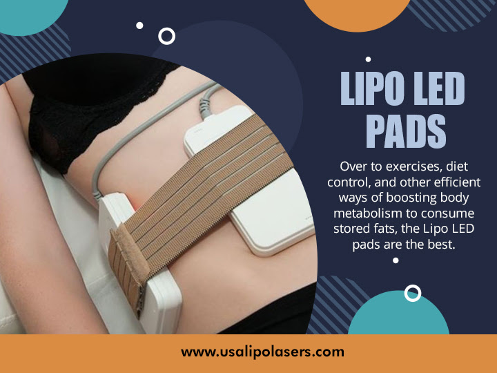 Lipo LED Pads