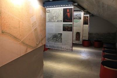 Интерьер дома Петра I в Таллине
