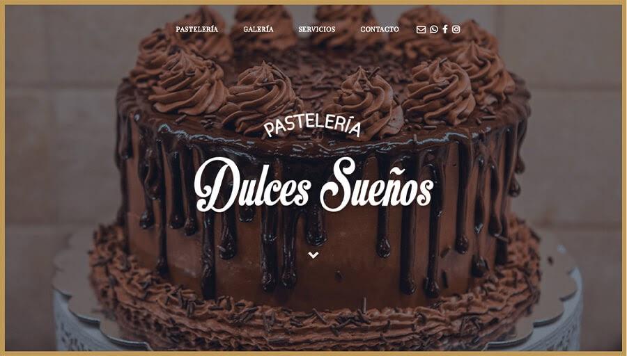 PASTELERÍA DULCES SUEÑOS