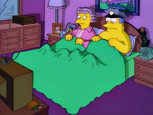 Los Simpsons 6x20 Un galgo llamado Monty
