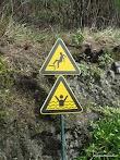 ostrożnie!