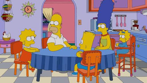 Los Simpsons 27x02 Siguiendo la pista
