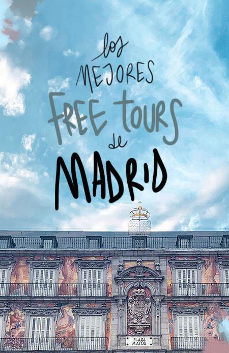 mejores tours gratis de Madrid