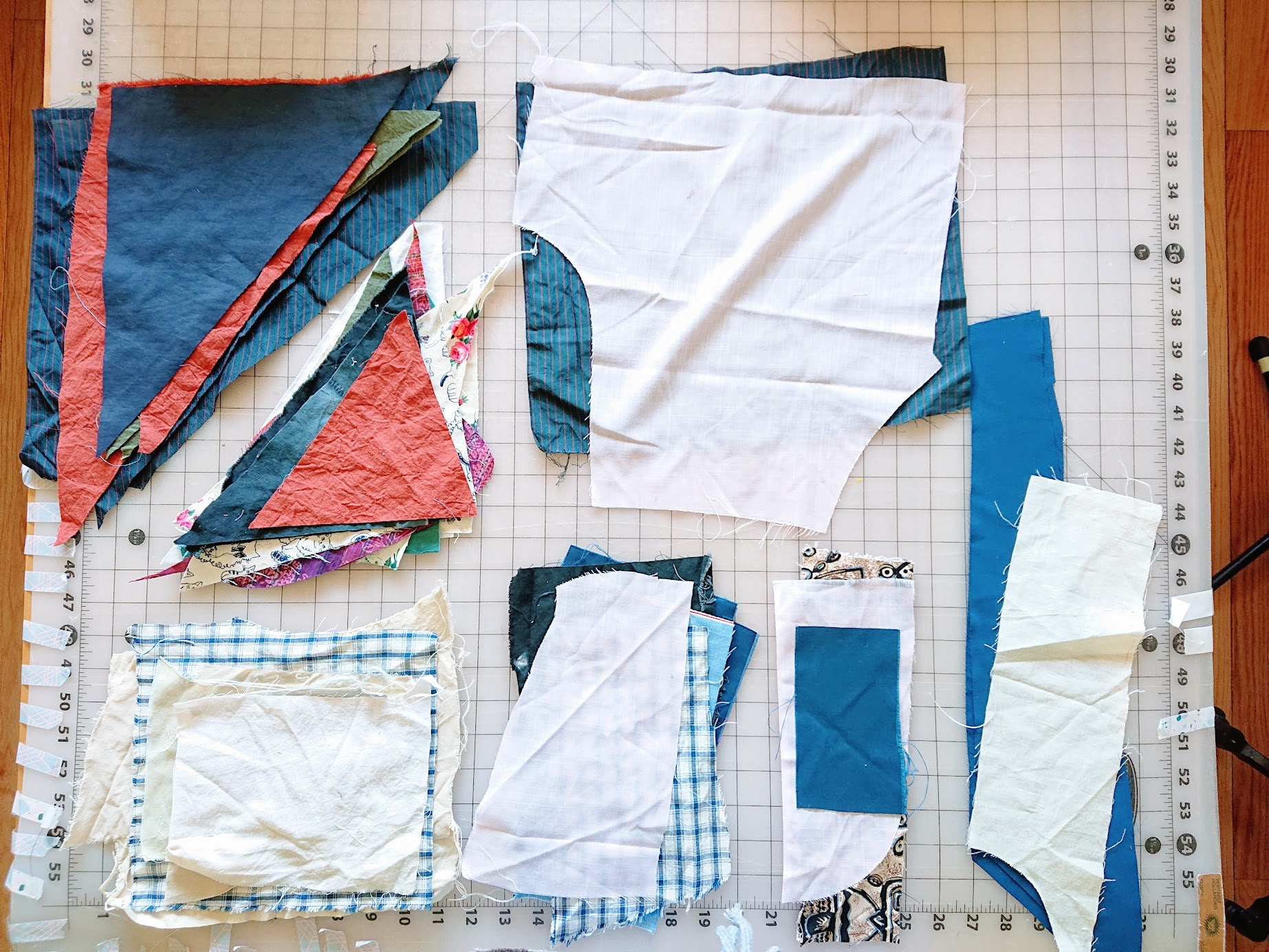 Gathered cloths - Climate Creative 2021 project | Fafafoom Studio