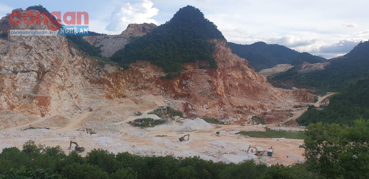Vẫn còn nhiều lỗ hổng trong quản lý khai thác khoáng sản