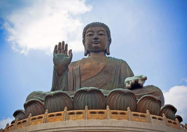 Big Buddha (Tian Tan Buddha)