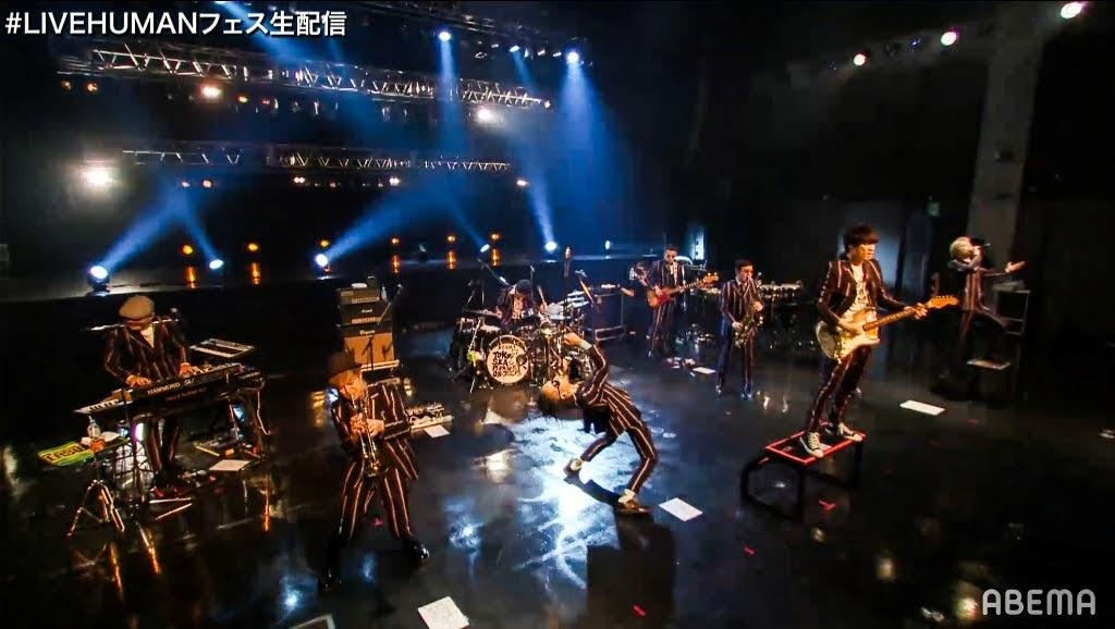 東京斯卡樂園 ( 東京スカパラダイスオーケストラ )線上音樂祭超嗨壓軸 「大家聚在一起演奏真的好幸福啊!」