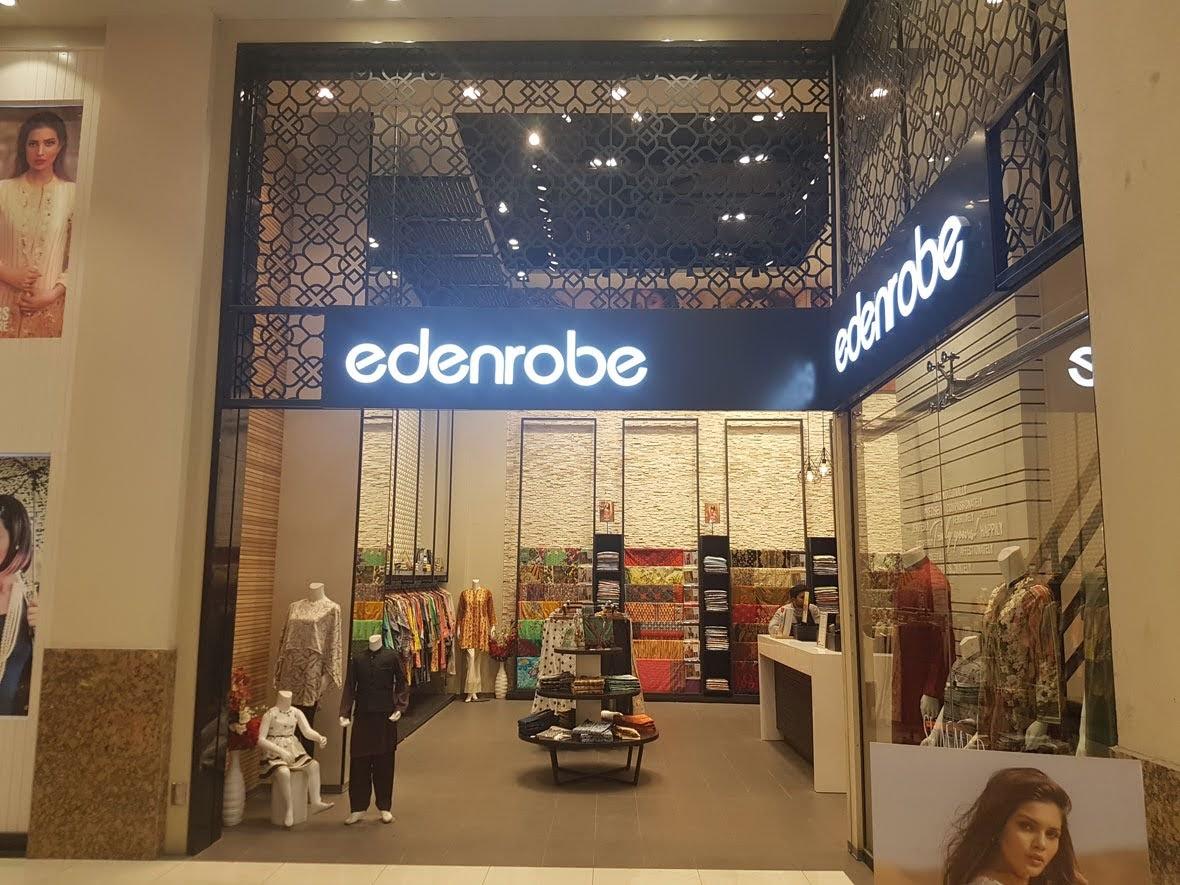 Edenrobe – Showroom