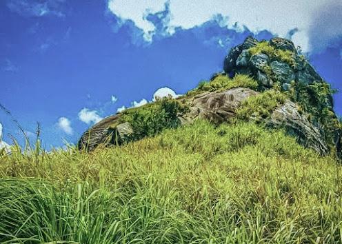 Alagalla Mountain