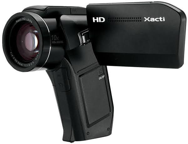 VPC-HD 1000 동영상이 녹색화면만 나올때