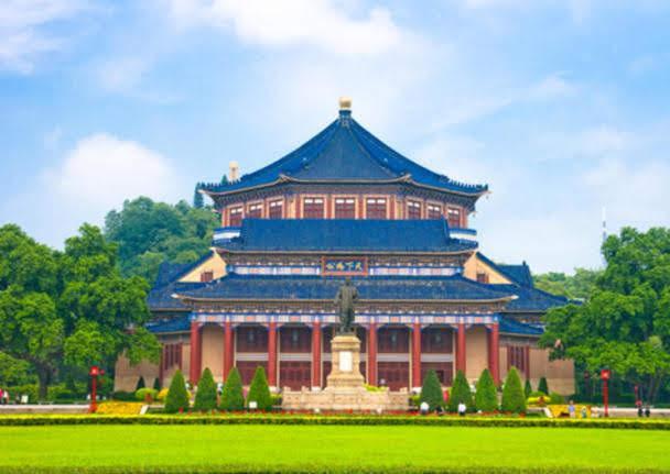 Sun Yat Sen Memorial Hall (Sun Zhongshan Ji Nian Tang)king