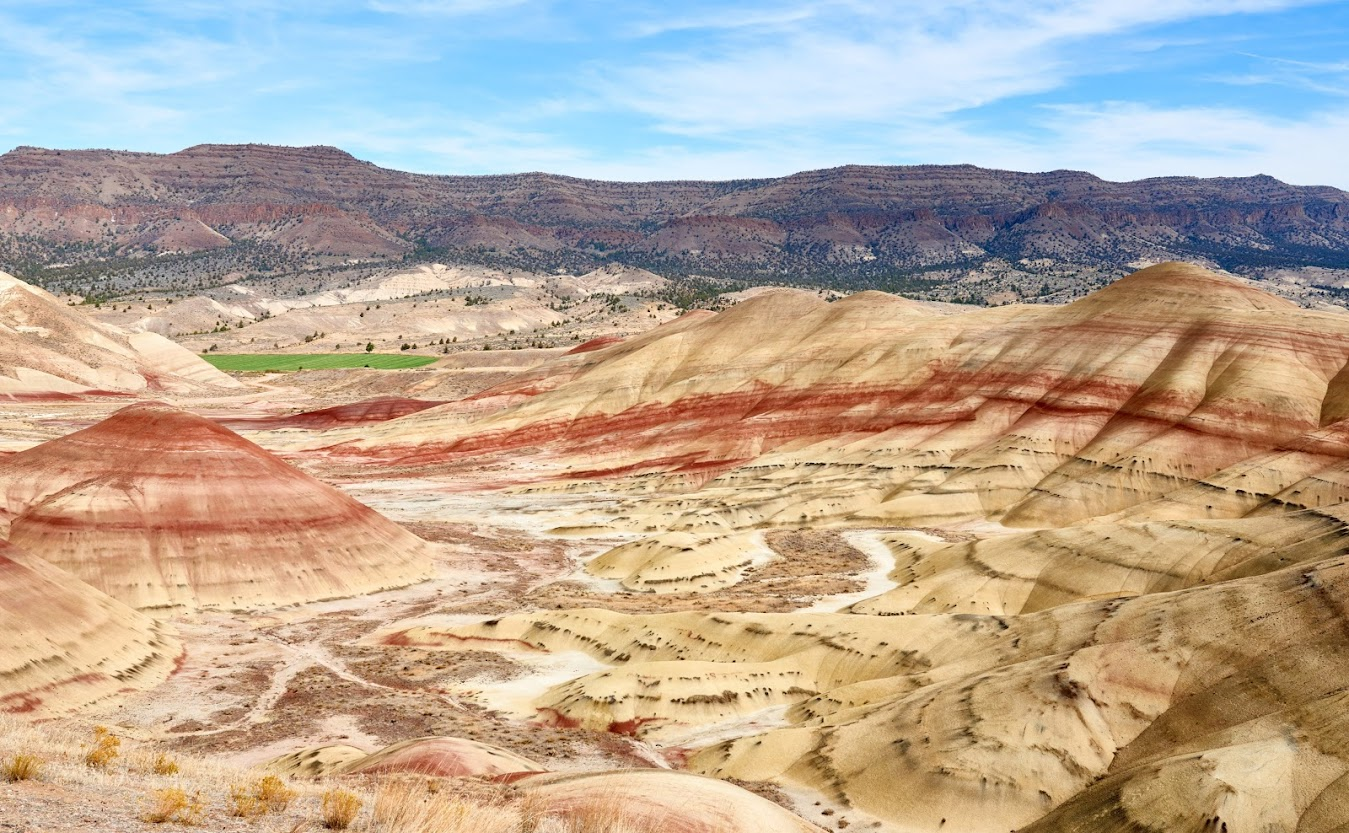 painted hills estados unidos