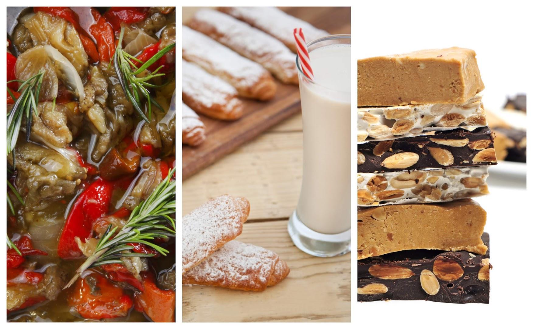 platos tipicos valencia alicante castellon