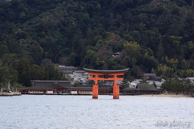 【世界遺産】厳島神社の歴史・見所を簡潔に紹介