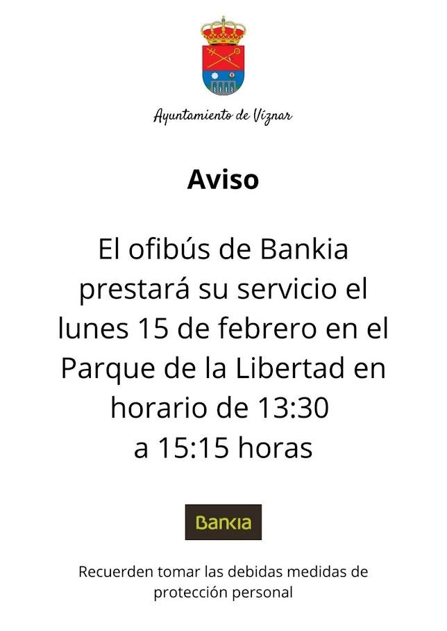 Ofibus Bankia febrero 2021