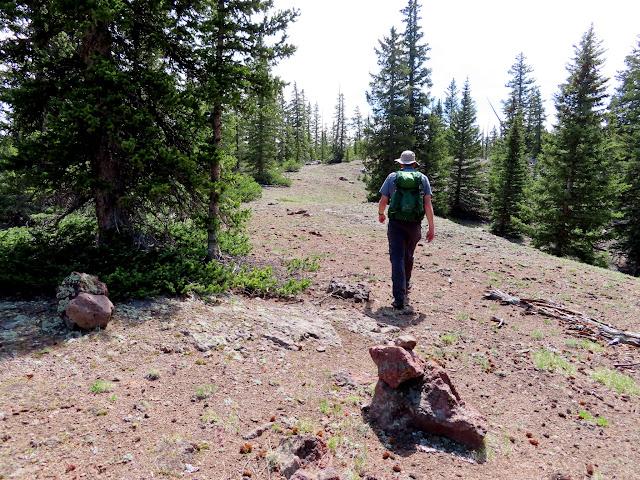 "Following the Rim ""Trail"""