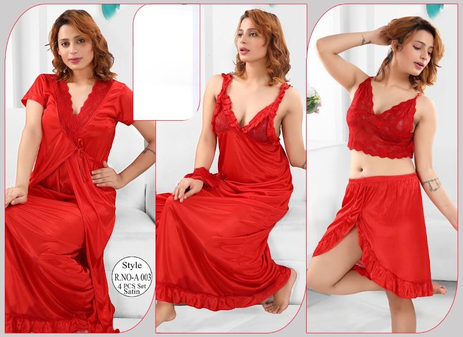 Kavyansika Gl 10 Branded Night Gowns Catalog Lowest Price