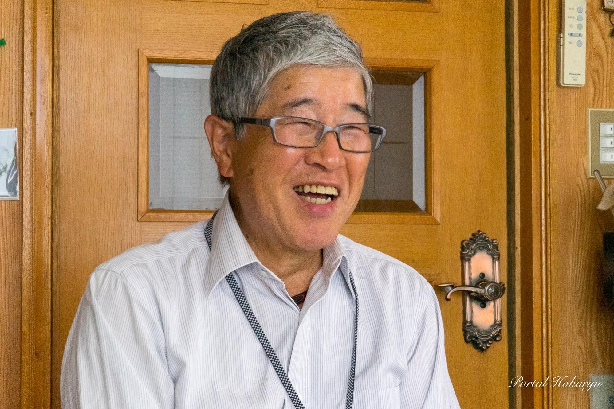 干場功さん(81歳)