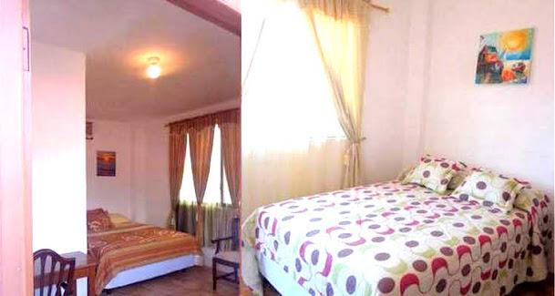 Habitaciones Matrimoniales Hotel Chacon Manglaralto Ecuador