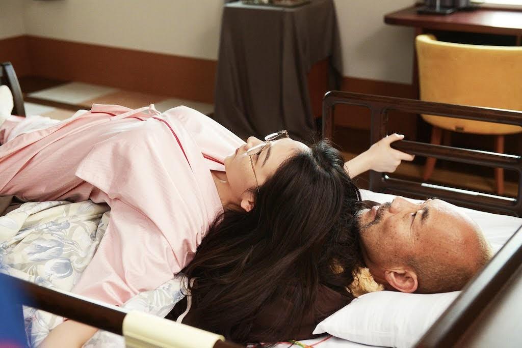 前KARA成員 知英 和 竹中直人 交換靈魂上演《 甜心大叔 》   吉澤亮 自爆對女裝 竹中直人 心動