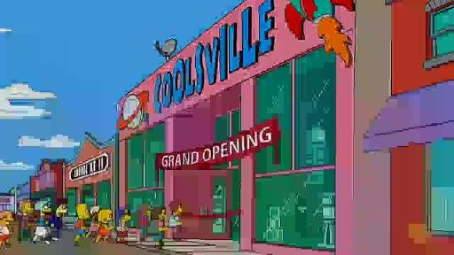 Los Simpsons 19x07 Esposos y bisturis