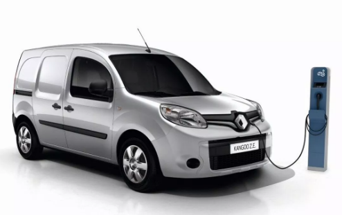 New council electric van out of action for months