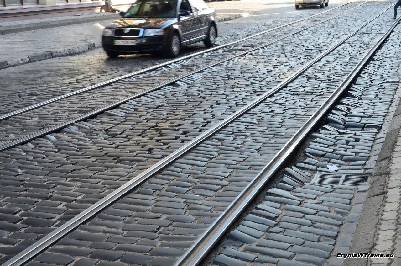 ulice przedremontem